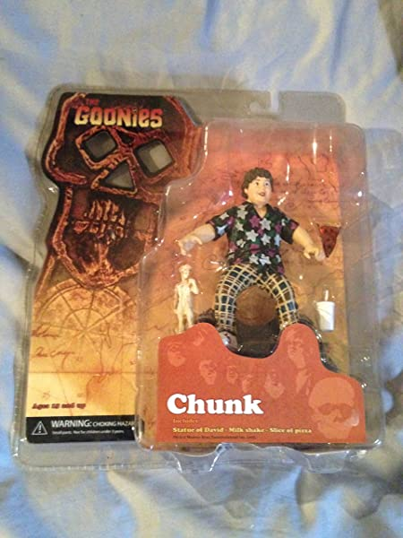 Funko The Goonies Chunk ReAction Figure 4080 Accessory Toys /& Games