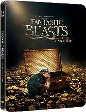 Animali Fantastici e Dove Trovarli (Steelbook - Esclusiva Amazon) (Blu-Ray)