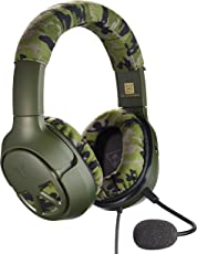 Turtle Beach Ear Force Recon Camo Gaming Headphones (Black/Blue)