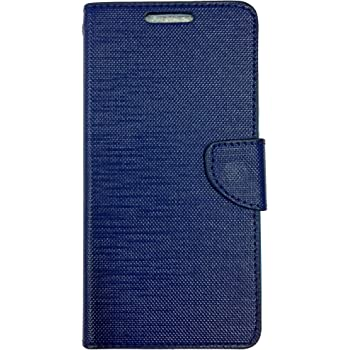 Fabson Flip Cover for Gionee S6 Flip Cover Case - Blue