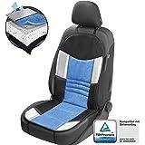 Walser 14177 Autositzauflage Gerini Blau Universelle Sitzauflage Und Schutzunterlage Sitzschoner Für Pkw Und Lkw Auto