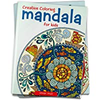 Creative Coloring Mandala For Kids