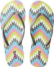 Lavie Women's Flip-Flops House Slippers