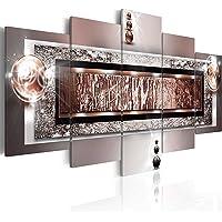 B&D XXL murando Impression sur Toile intissee 100x50 cm 5 Parties Tableau Tableaux Decoration Murale Photo Image…