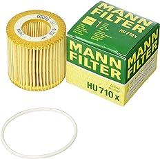 MANN-FILTER HU 710 x Oil Filter for Car