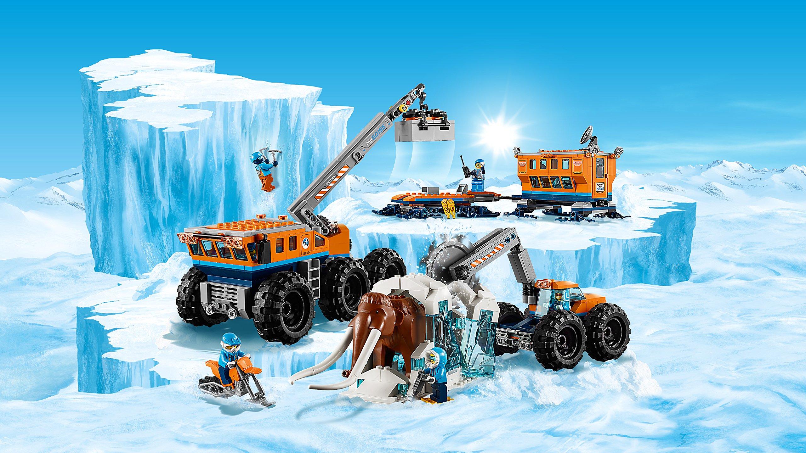 LEGO Base Mobile Di Esplorazione Artica Costruzioni Piccole Gioco o 562 3 spesavip
