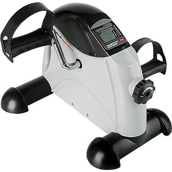 Ultrasport Minibicicleta Mini Bike para el entrenamiento de brazos y piernas, minibicicleta estática, MB 100