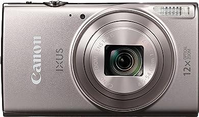 IXUS 285 HS Camera Silver