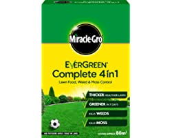 Miracle-Gro 119693 EverGreen Complete 4in1 2.8 kg - 80 m2
