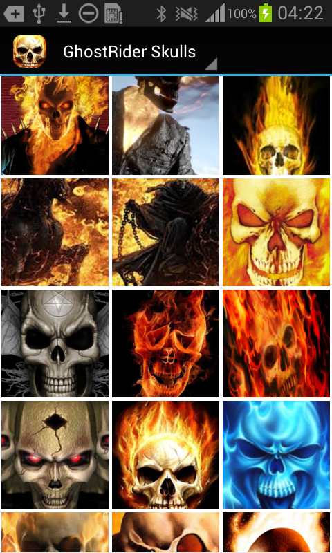 Ghost Rider Skulls HD Wallpapers Amazoncouk Appstore For Android