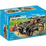 Playmobil - 5558 - Pick-up des aventuriers