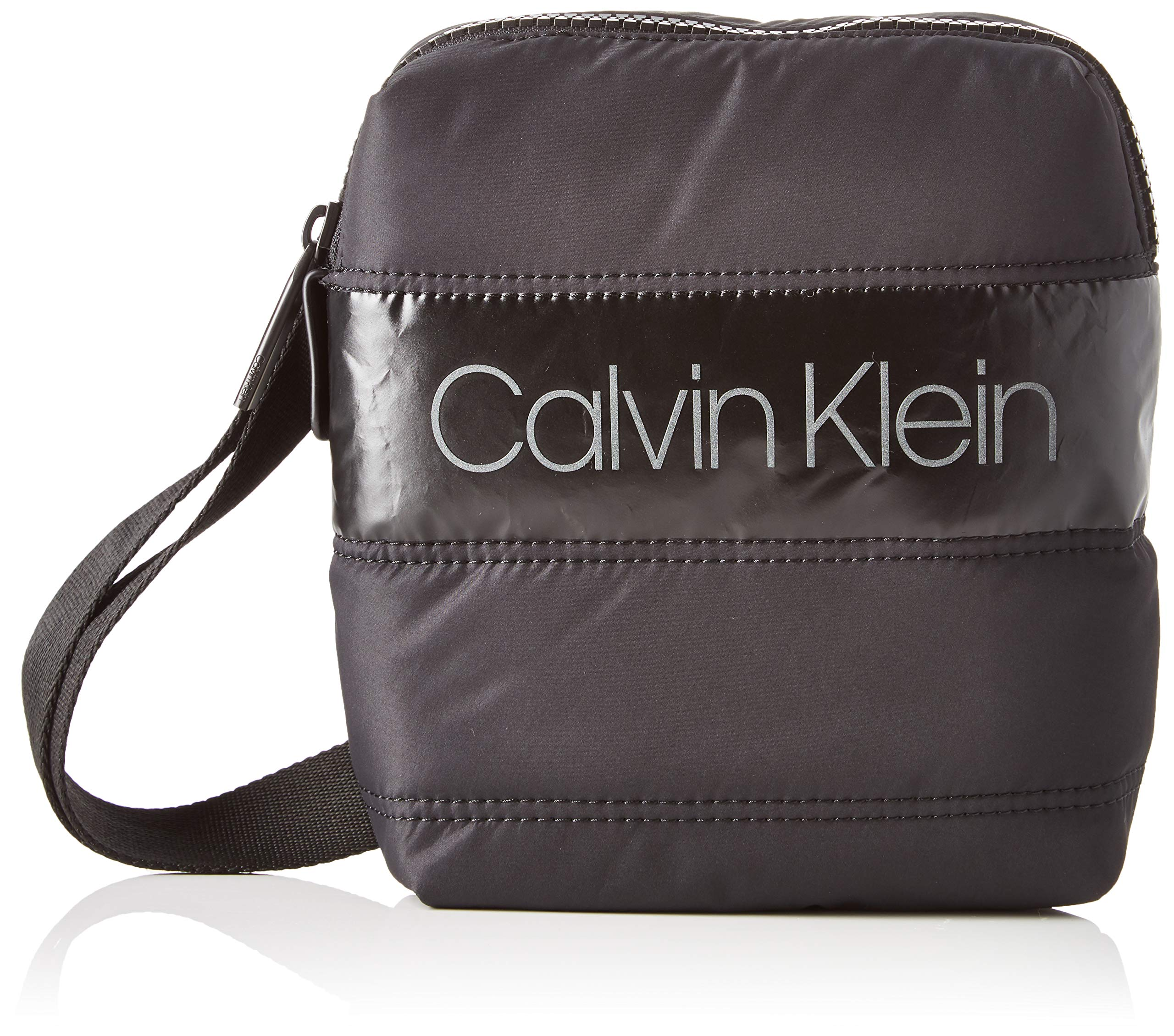 Calvin Klein Puffer Mini Reporter – Shoppers y bolsos de hombro Hombre