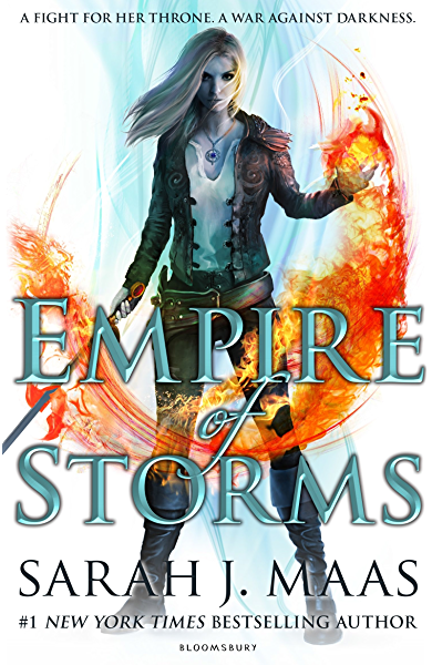 Empire of Storms (Throne of Glass Book 5) eBook: Maas, Sarah J.: Amazon.in:  Kindle Store