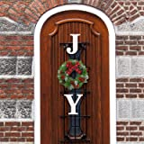 Christmas Decoration Gifts for Christmas Party Easter Thanksgiving Day Decor Christmas Buffalo Check Wreath for Festival Window Wall Wreath Yhtumn Christmas Large Wreath Front Door Wreath