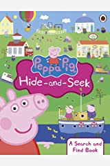 Peppa Pig: Hide-and-Seek: A Search and Find Book Paperback