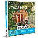 SMARTBOX - Coffret Cadeau Couple - Idée cadeau original pour deux à choisir parmi 1 650 séjours atypiques