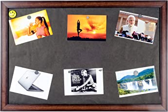 "CAPPL The Magnetic Dream Board - 26"" X 19"" - With 10 Pcs Of Magnets"
