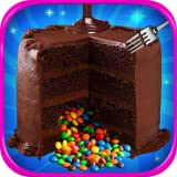 Best Beansprites LLC App Games - Chocolate Piñata Cake Maker - Kids Dessert Food Review