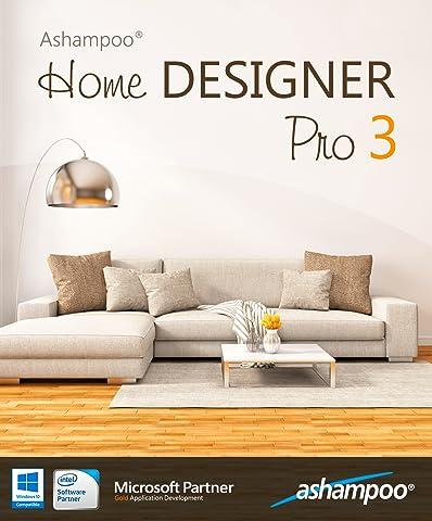 Ashampoo Home Designer Pro 3 [Téléchargement]