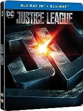 Justice League (Blu-ray 3D & Blu-ray) (Steelbook)