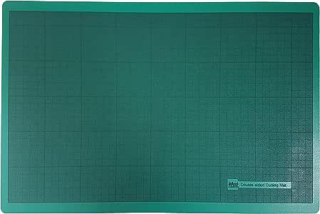 West RS005622 A3 gr/ün Schneidematte Selbstheilend