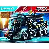 PLAYMOBIL City Action - 9360 Insatsfordon med ljus och ljud