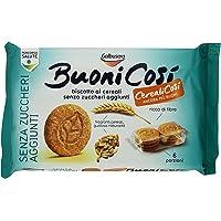 Galbusera Cereali Buoni Così senza Zucchero Frollini - 300 gr