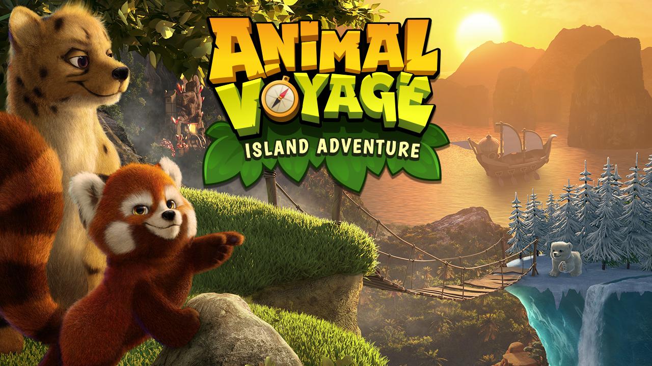 Zoom IMG-2 animal voyage avventura sull isola