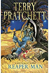 Reaper Man: (Discworld Novel 11) (Discworld series) Kindle Edition