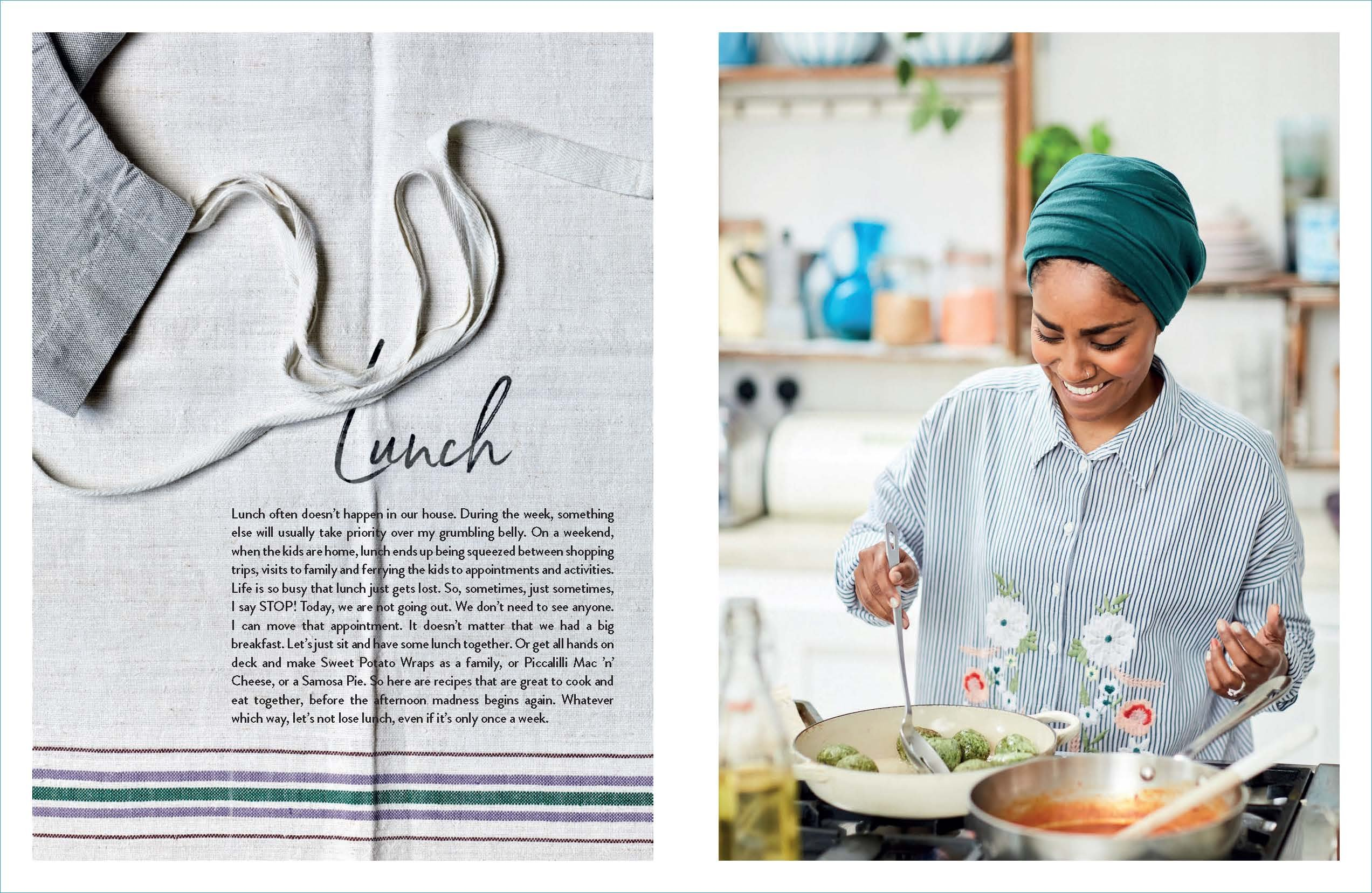 Nadiya's Family Favourites: Easy, beautiful and show-stopping recipes for every day from Nadiya's BBC TV series 7