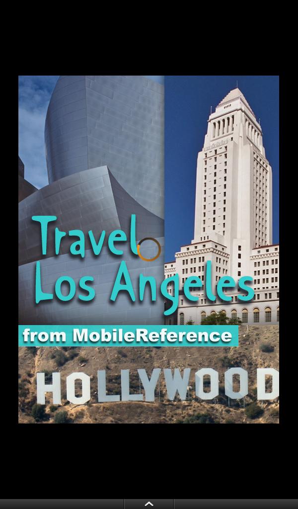 los angeles travel guide pdf