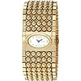 ساعة ROBERTO BIANCI WATCHES للسيدات فيرونا سويسرية كوارتز بحزام من الفولاذ المقاوم للصدأ، ذهبي،30 (الموديل: RB90912)