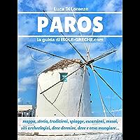 Paros - La guida di isole-greche.com (Italian Edition)