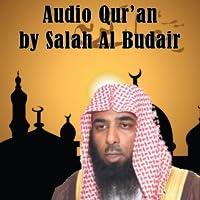 Audio Quran by Salah Al Budair