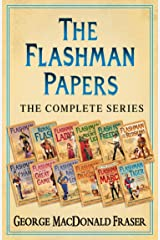 The Flashman Papers: The Complete 12-Book Collection Kindle Edition