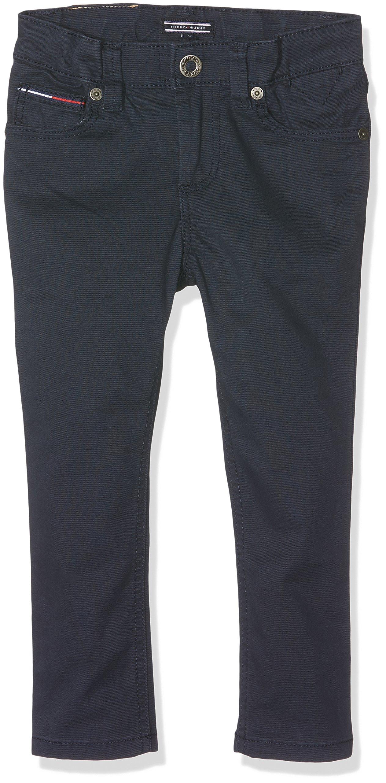 Tommy Hilfiger Ame Scanton Slim Fst Jeans para Niños