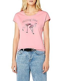 ed20023f40cbac ESPRIT Damen T-Shirt  Amazon.de  Bekleidung