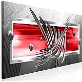murando Impression sur Toile intissee Abstrait 120x40 cm Tableau Tableaux Decoration Murale Photo Image Artistique Photograph