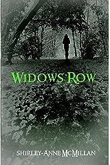 Widows' Row Kindle Edition