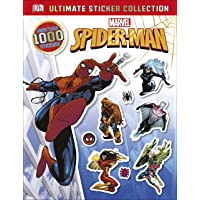 Marvel Spider-Man Ultimate Sticker Collection