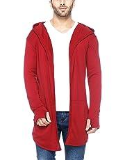 Tinted Men's Cotton Blend Cardigan