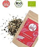 Premium Bio Teemischungen von Fairment®, für Kombucha geeignet, 100g (Zitroniger)