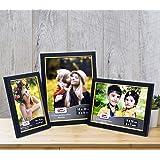 AJANTA ROYAL® Table and Wall Photo Frame : A-189(3 - Size Set)