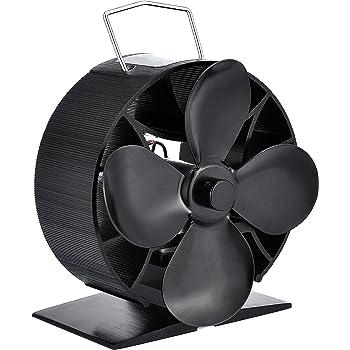 Valiant Fir360 Ventilateur Recuperateur De Chaleur Noir Satine