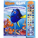Finding Nemo & Finding Dory Sound Storyb (Sound Storybook Treasury)
