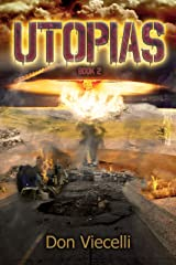 UTOPIAS - Book 2 (UTOPIAS Dystopian Series) Kindle Edition