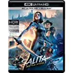 Alita: Battle Angel (4K UHD & HD) (2-Disc)