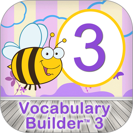 Vocabulary BuilderTM 3 Video Flashcard player