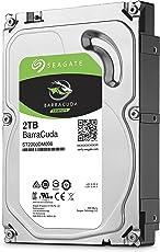Seagate ST2000DM006 Barracuda 2 TB interne Desktop Festplatte (8,89 cm (3,5 Zoll) 64 MB Cache, Sata 6 Gb/s)