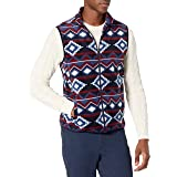 Amazon Essentials - Gilet da uomo in pile, con cerniera intera